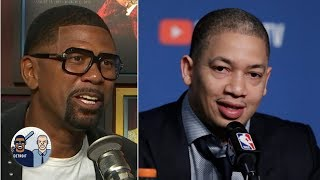 The Clippers hiring LeBron's former coach Ty Lue is petty and smart – Jalen Rose | Jalen & Jacoby