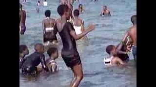 BEACH LIFE IN UGANDA