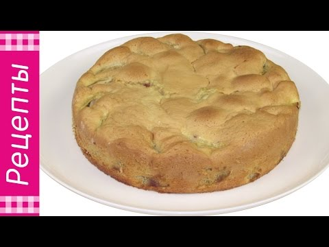 Яблочная шарлотка в мультиварке рецепт быстро