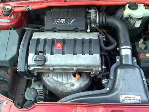 Motor Saxo Motor Saxo 16v
