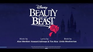 Meet the Cast of Glennie production of Beauty and Beast Jnr