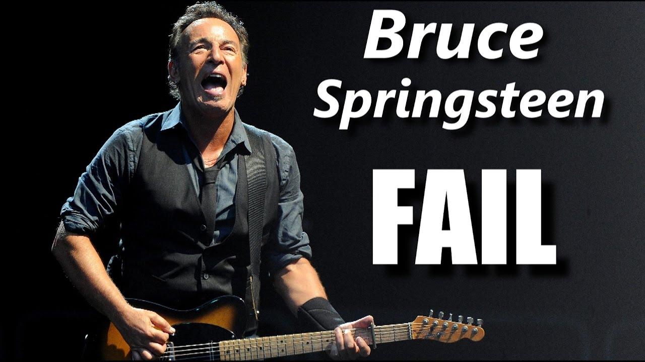 Bruce springsteen tour 2018 deutschland