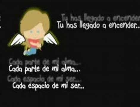 Un Angel Llora – Annette Moreno