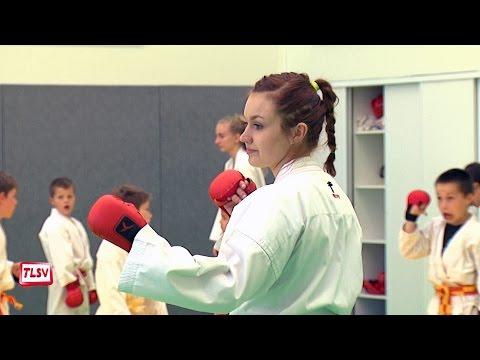 Luçon : Amandine Lafosse, 3ème des championnats de France