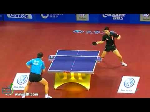 MA Lin vs MA Long. Final. 2011 Pro Tour China Open