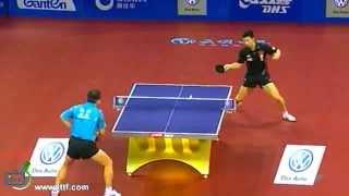 MA Lin vs MA Long. Final. 2011 Pro Tour China Open