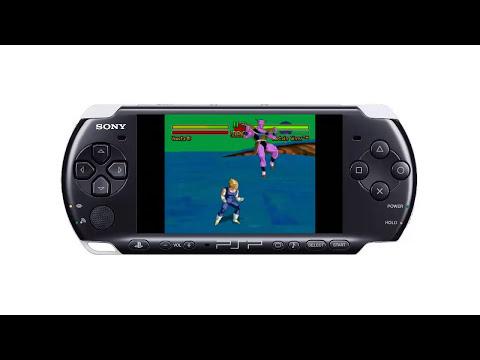 Juegos de Dragon Ball para la PSP + descargas
