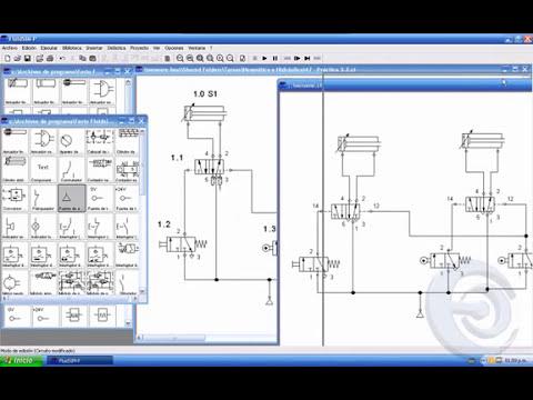 FCE BUAP - Neumática e Hidráulica p2 Diagrama estado fase