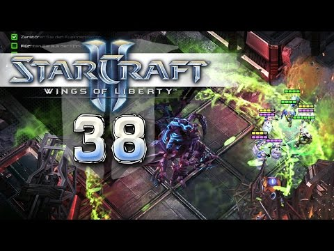 Starcraft 2: Wings of Liberty #038 - Wieder dieser Hybrid - Let's Play [Kampagne]