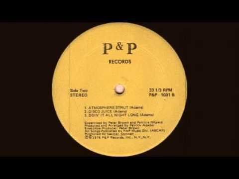 Cloud One - Disco Juice (P&P Records 1976)