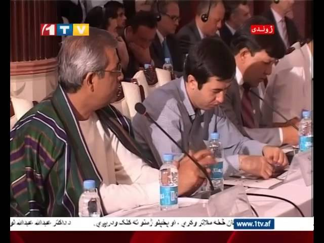 1TV Afghanistan Farsi News 14.08.2014 ?????? ?????