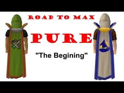 """Road to Max Pure"" Episode 1 -""The Beginning"" 