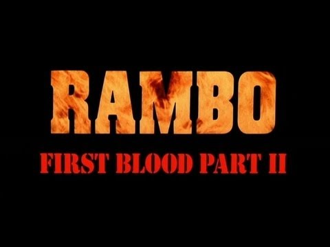 Rambo: First Blood Part II (1985) — Official Trailer [1080p ᴴᴰ]