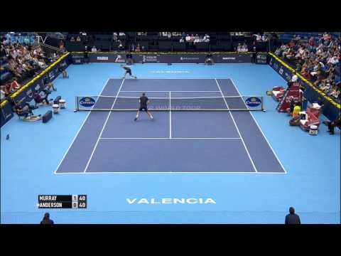 Valencia 2014 Friday Hot Shot Murray