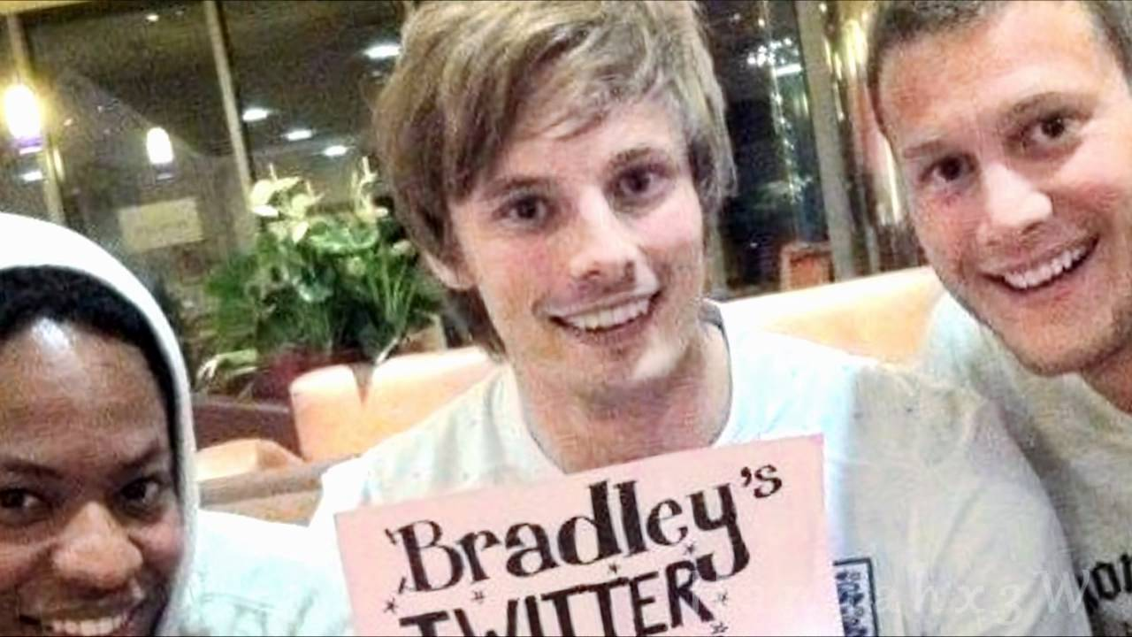 Happy Birthday Bradley James Marry You Youtube