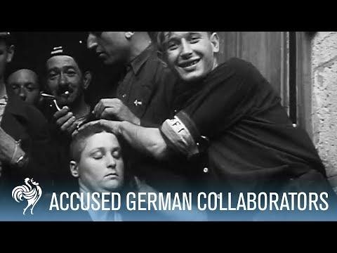 Female Collaborators Punished.