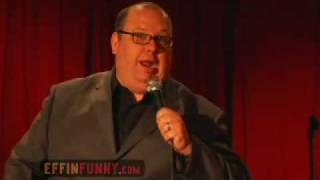 Bill Chott Effinfunny Stand Up - Prison Movies and the Co...