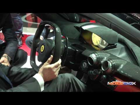Salone di Ginevra 2013: Ferrari