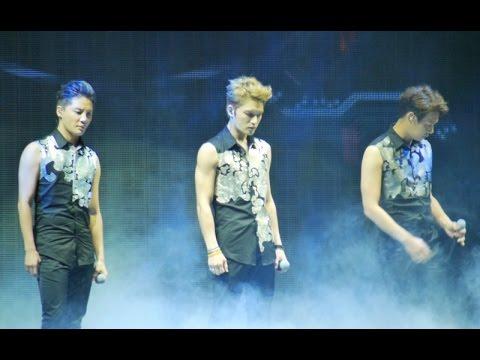 140925 - 2014 JYJ ASIA TOUR CONCERT IN THAILAND