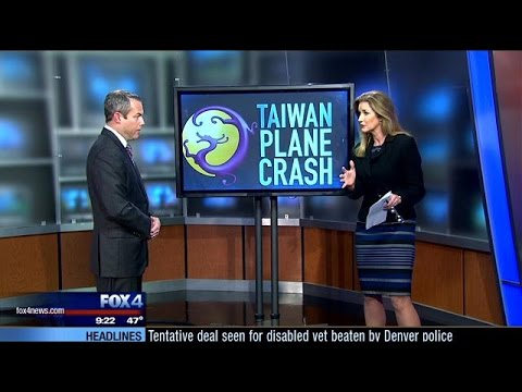 Pilot and aviation attorney talks plane crash in Taiwan