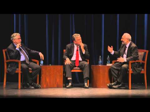 A Conversation on the Economy with Joe Stiglitz and Paul Krugman