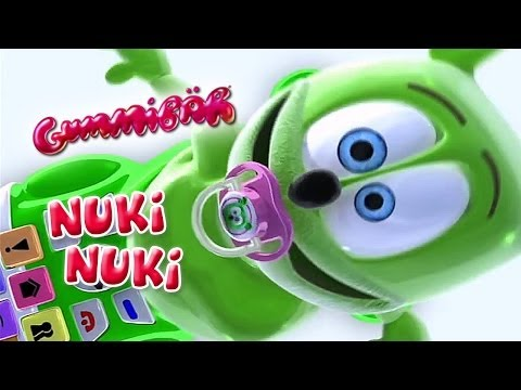 Nuki Nuki (the Nuki Song) Full Version Gummy Bear video