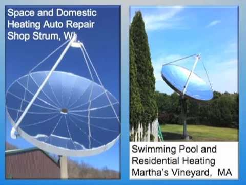 MRES Solar Dish Concentrators: The Game Changer in Solar Energy Production