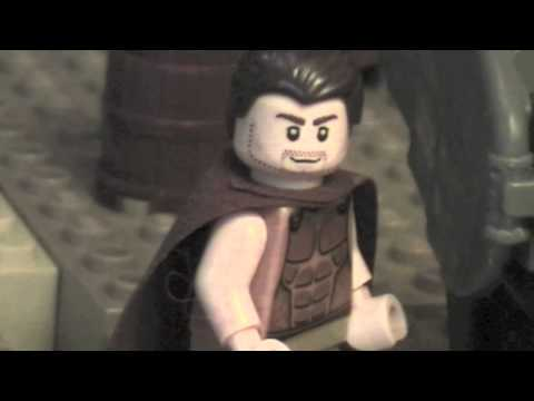 Wrath of the Titans Trailer in LEGO!!!