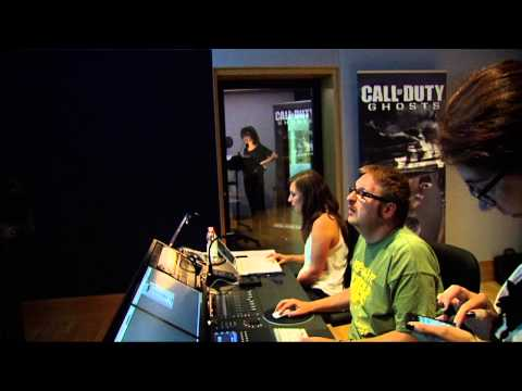 Anita Caprioli doppia Call of Duty Ghosts