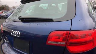2012 Audi A3 Danbury, Newtown, Ridgefield, Brookfiels, New Fairfield, CT H10666