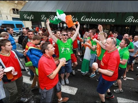 Euro 2016 Irish fans: Stand up for the French police