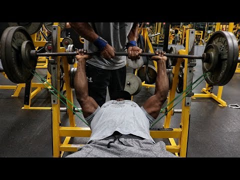 100% GAIN CERTIFIED CHEST & ARM WORKOUT!!!!