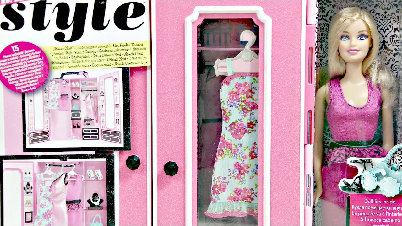 Barbie Fashionista Ultimate Closet Barbie Fashionista Ultimate