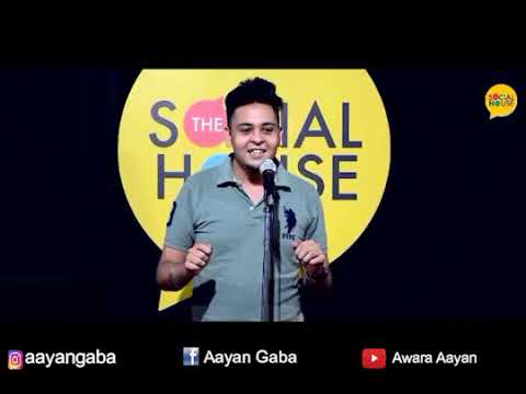 Mai Dar Jata Hun Hindi Poetry |The Social House | Nonu