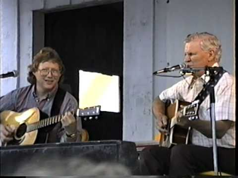 Doc Watson&Jack Lawrence - Introduction/Hold the Woodpile Down - Winterhawk 1994