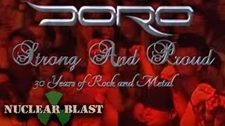 DORO - Guest Singers on 'Strong And Proud' (TRAILER #2)