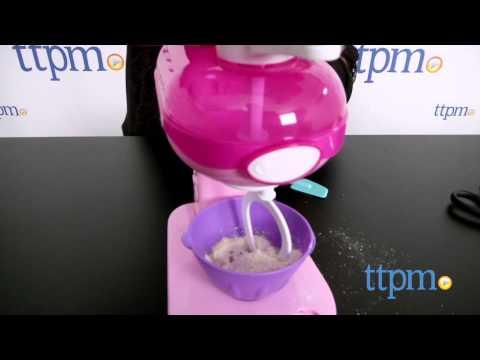 cool baker magic mixer instructions