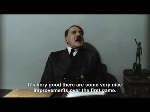 Hitler Reviews: Left 4 Dead 2