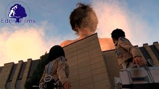 ATTACK on TITAN in REAL Life (FAN TEASER) /Anime Manga COSPLAY Live Action Teaser [PV] ????? ????