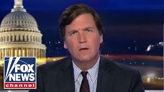 Tucker: Will our leaders protect us from a caravan invasion?