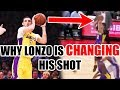 download mp3 dan video Why Lonzo Ball Is CHANGING His Shot In The NBA