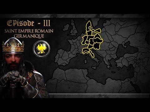 MEDIEVAL II TOTAL WAR [SAISON 2] : SAINT EMPIRE ROMAIN ~ Les Crocs du Lion d'Or