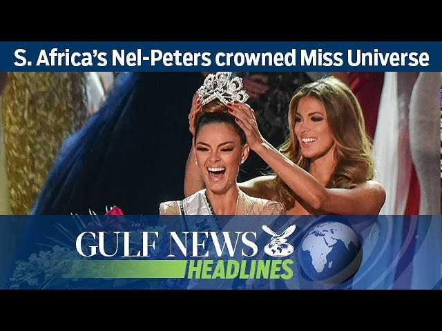 South Africa's Nel-Peters crowned Miss Universe - Headlines