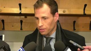 Maple Leafs Post-Game: Curtis McElhinney - January 14, 2017