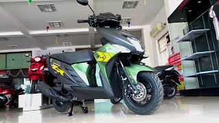 #ScooterFest: Yamaha Ray ZR Disc Brake Variant 2016 Walkaround Review