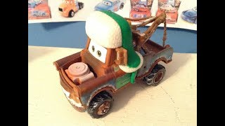 Disney Cars Whee-hoo Winter Mater Review (Mater Monday #4)