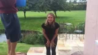 Izzy Judd ALS ice bucket challenge