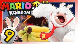 Oberaffe Rabbid-Kong Battle 🐰 MARIO + RABBIDS KINGDOM BATTLE Part 9