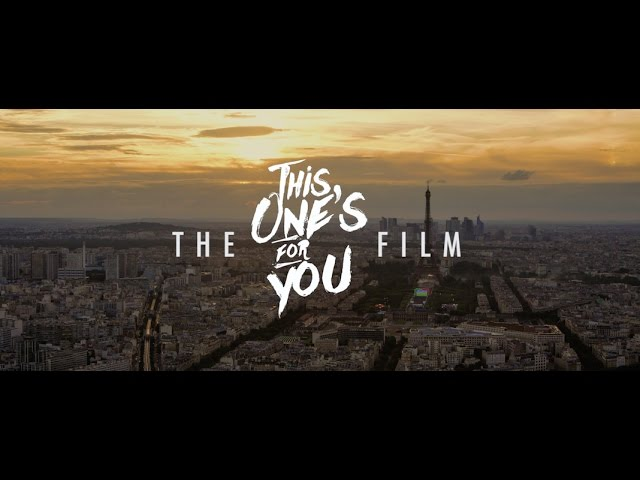 David Guetta - This One's For You, the film