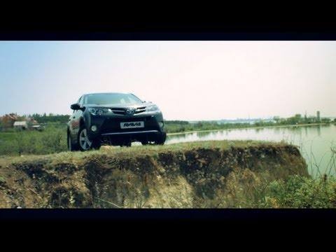 Тест драйв Toyota RAV4 2013